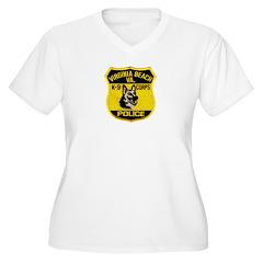 VA Beach PD Canine T-Shirt