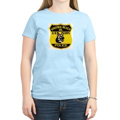 VA Beach PD Canine T-Shirt
