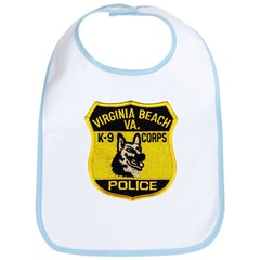 VA Beach PD Canine Bib