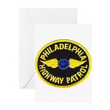 Philadelphia HP Greeting Card