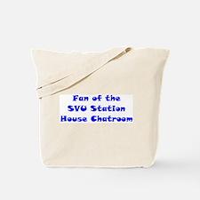 Unique Law order svu Tote Bag