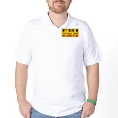 FBI Civil Rights Detail T-Shirt