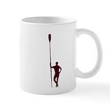 READY TO ROW RED Small Mug
