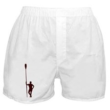 READY TO ROW RED Boxer Shorts