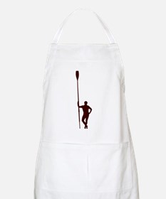 READY TO ROW RED BBQ Apron