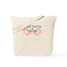 New YiaYia Twin Girls Tote Bag