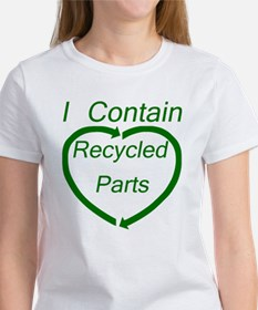 Recyled Parts Tee