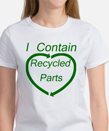 Recyled Parts Women's T-Shirt