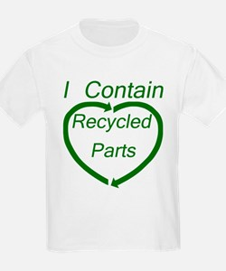 Recyled Parts T-Shirt