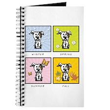 4 Seasons Pit Bull Journal
