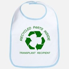 Recycled Parts Inside Bib