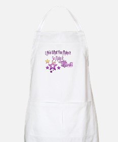 Life's What You make it BBQ Apron