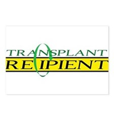 Transplant Recipient Postcards (Package of 8)