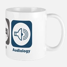 Eat Sleep Audiology Mug