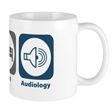 Eat Sleep Audiology Mug