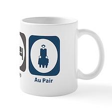 Eat Sleep Au Pair Mug
