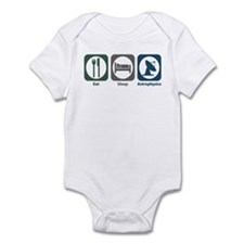 Eat Sleep Astrophysics Infant Bodysuit