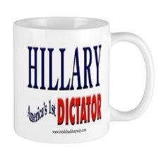 Cute Hillary president Mug