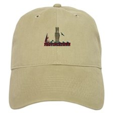Massachusetts, MA Baseball Cap