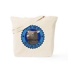Camp Wombat II Tote Bag