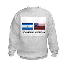 Nicaraguan American Sweatshirt