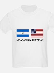 Nicaraguan American T-Shirt