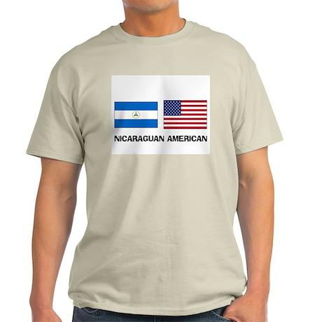 Nicaraguan American Light T-Shirt