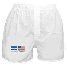 Nicaraguan American Boxer Shorts