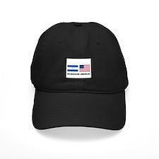 Nicaraguan American Baseball Hat