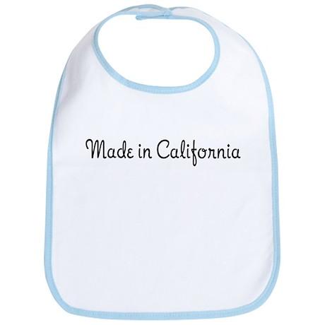 Made in California Bib