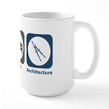 Eat Sleep Architecture Ceramic Mugs