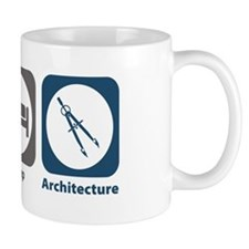 Eat Sleep Architecture Mug