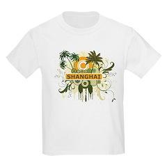 Palm Tree Shanghai T-Shirt