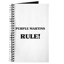 Purple Martins Rule Journal