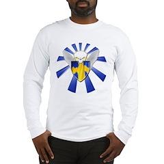 Swedish Defender Long Sleeve T-Shirt
