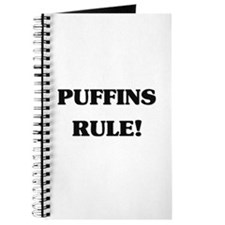 Puffins Rule Journal