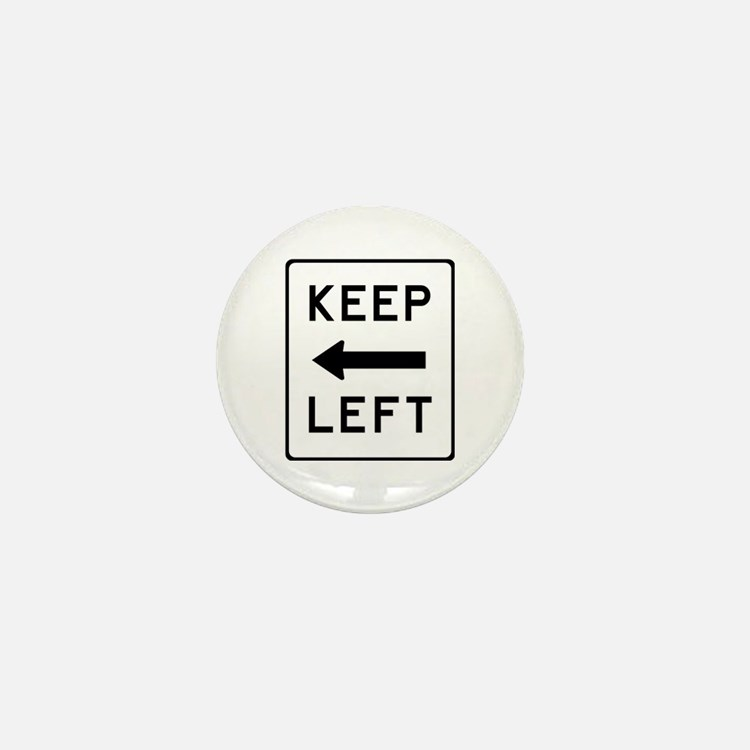 Keep Left Mini Button