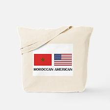 Moroccan American Tote Bag