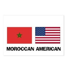 Moroccan American Postcards (Package of 8)