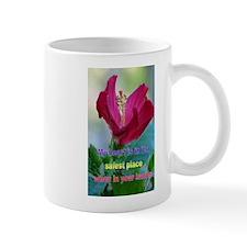 Mug - MY HEART IS IN IT'S SAFEST PLACE