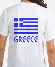 Greece / Hellas Flag of Greece Shirt