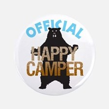 "Happy Camper 3.5"" Button"