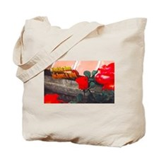 Tote Bag - FRIENDSHIP BLOOMS