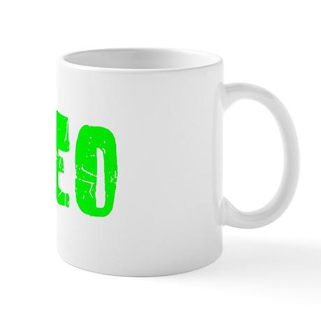 Eliseo Faded (Green) Mug