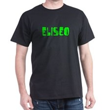 Eliseo Faded (Green) T-Shirt