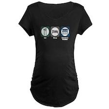 Eat Sleep American Studies T-Shirt