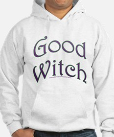 Good Witch Text Design Hoodie