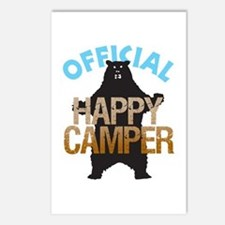 Happy Camper Postcards (Package of 8)