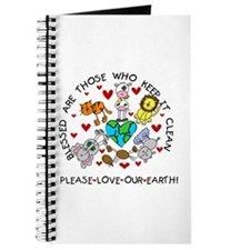 Earth Friendly Animals Journal
