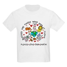 Earth Friendly Animals T-Shirt
